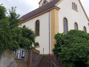 evangelische Kirche Leutershausen